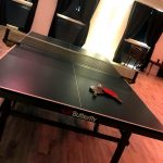 Tischtennisplatte Partylocation Eventhalle Malterdingen Freiburg