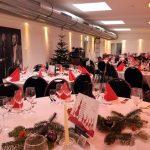 Weihnachtsfeier RMK Partylocation Eventhalle Malterdingen bei Freiburg 12