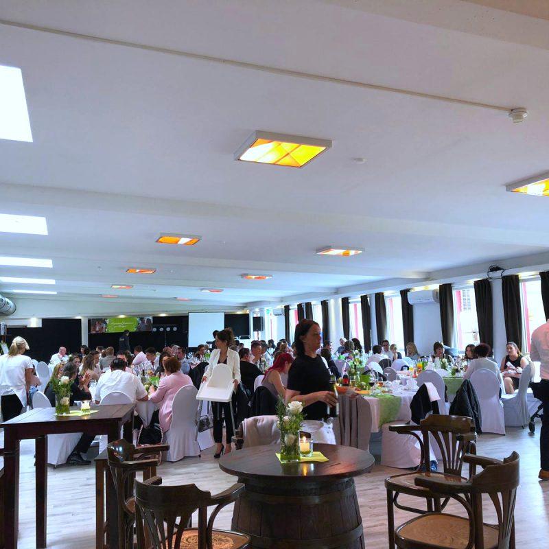 Hochzeitslocation Freiburg mieten - Eventhalle Malterdingen