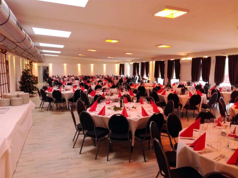 Hauptbild Bestuhlung Partylocation Eventhalle Malterdingen bei Freiburg 8
