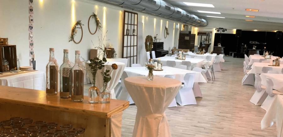 Hauptbild Eventhalle Malterdingen Freiburg Hochzeitslocation 2