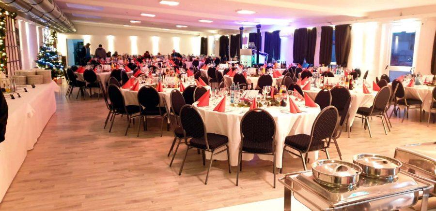 Hauptbild Weihnachtsfeier RMK Location Eventhalle Malterdingen bei Freiburg