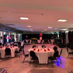 Tauffeier Eventhalle Malterdingen bei Freiburg 14