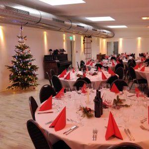 Weihnachtsfeier RMK Eventhalle Malterdingen bei Freiburg 16