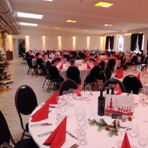 Weihnachtsfeier RMK Eventhalle Malterdingen bei Freiburg 17