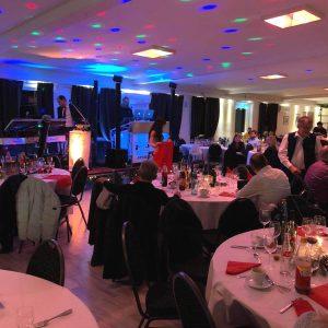 Weihnachtsfeier RMK Eventhalle Malterdingen bei Freiburg 3