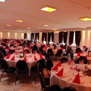 Weihnachtsfeier RMK Eventhalle Malterdingen bei Freiburg 7