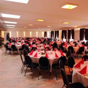 Weihnachtsfeier RMK Eventhalle Malterdingen bei Freiburg 8