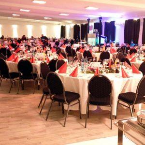 Weihnachtsfeier RMK Eventhalle Malterdingen bei Freiburg