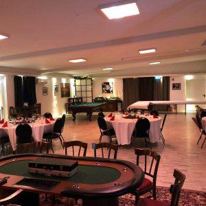 Weihnachtsfeier Technima Central Eventhalle Malterdingen bei Freiburg 12
