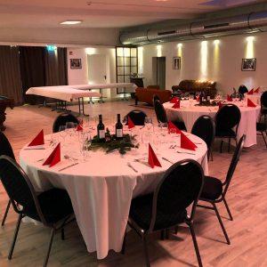 Weihnachtsfeier Technima Central Eventhalle Malterdingen bei Freiburg 2