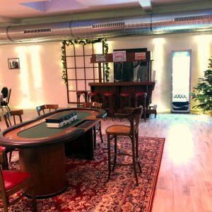 Weihnachtsfeier Technima Central Eventhalle Malterdingen bei Freiburg 3