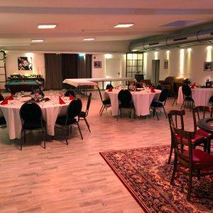 Weihnachtsfeier Technima Central Eventhalle Malterdingen bei Freiburg 5