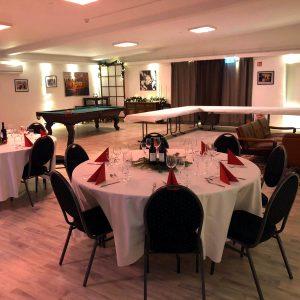 Weihnachtsfeier Technima Central Eventhalle Malterdingen bei Freiburg 9